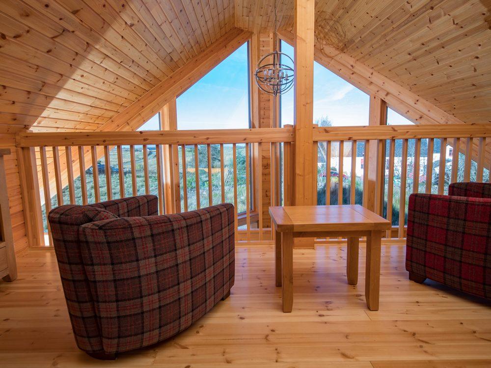 Lorien Lodge mezzanine